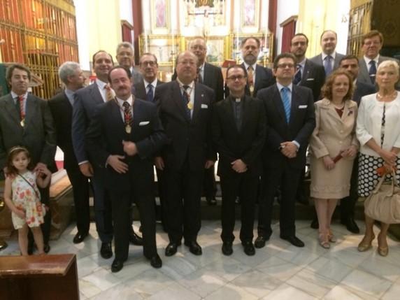Culto a San Fernando 2015